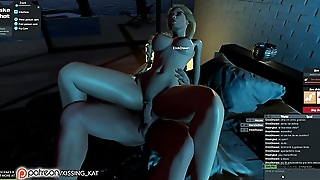 Passionate Sex with a Stranger (patreon/Kissing Kat)