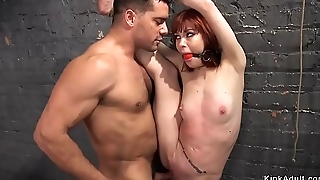 Immigrant whipped and anal fucked in prison
